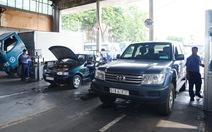Chặn đăng kiểm do chưa nộp phạt nguội: chủ xe dễ bị oan