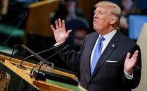 Tại sao ông Trump lại công khai đòi xóa sổ một nước khác?