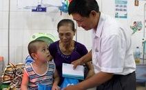 Trung Thu đến với bệnh nhi ung thư Huế, Đà Nẵng
