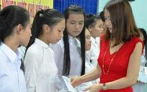 Quảng Trị: Thêm 52 suất học bổng Tiếp sức đến trường