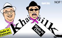 Hai câu chuyện về Khaisilk
