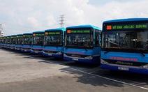Hà Nội: Thay mới hàng loạt xe buýt chất lượng cao