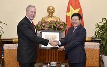 Kỳ vọng chuyến thăm Việt Nam của Tổng thống Donald Trump