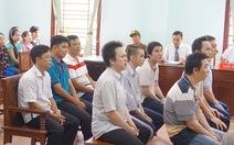 Phúc thẩm vụ nhận hối lộ của nhóm thanh tra giao thông Cần Thơ