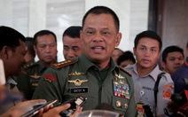 Tham mưu trưởng quân đội Indonesia bị từ chối nhập cảnh Mỹ