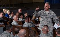Tướng Mỹ rèn quân kiểu cứng được dân mạng thích thú