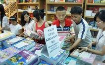 Cấm dạy ngoài sách giáo khoa là đi ngược quy định hiện hành