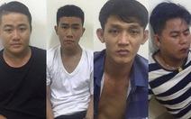 Bắt nhóm cướp 30 vụ trong 2 tháng