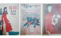 Thưởng lãm minh họa sách báo của Bùi Xuân Phái