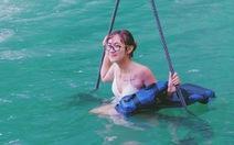 Rong chơi như Tarzan ở Vang Vieng