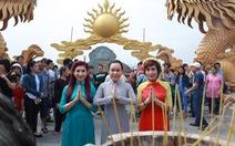Mùa Vu lan, Việt Hương tung MV Phật pháp nhiệm màu