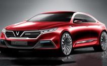 Vinfast công bố 20 mẫu xe hơi trưng cầu ý kiến người Việt