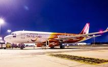 Thai Vietjet Air dừng bay chặng quốc tế chờ cấp phép mới