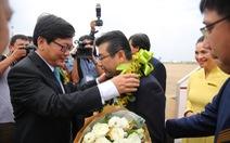 Vietnam Airlines đón hành khách thứ 200 triệu tại Tân Sơn Nhất