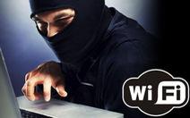 Làm sao ngăn những kẻ 'câu trộm' wifi?