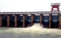 Thủy điện Trị An xả tràn điều tiết lũ lần hai