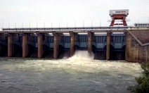 Thủy điện Trị An tăng lưu lượng xả nước qua đập tràn