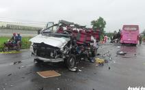 Khẩn trương điều tra vụ tai nạn làm 6 người chết ở Tây Ninh