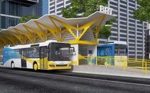 TP.HCM ngừng làm tuyến BRT trên đại lộ Đông Tây