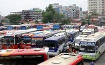Đón khách sai quy định, 20 xe khách bị tạm dừng hoạt động