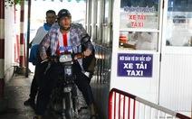 Thu phí vào bến xe để... hạn chế xe máy, có hợp lý?