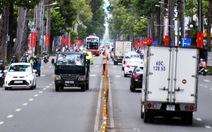 Sẽ hạn chế xe tải nhẹ lưu thông vào trung tâm TP