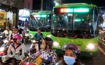TP.HCM tăng cường 966 chuyến xe buýt phục vụ tết Nguyên Đán