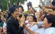 Thủ tướng Thái khẳng định bà Yingluck đang ở Dubai