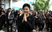 Thái Lan hủy bỏ mọi hộ chiếu của bà Yingluck