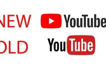 Youtube 'khoe' diện mạo và logo mới