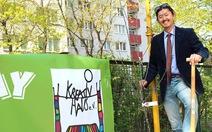 Chàng trai Nhật muốn làm 'xã hội lý tưởng thu nhỏ' ở Việt Nam
