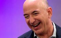 Ông chủ Amazon vừa trở thành người giàu nhất thế giới