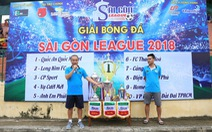Thú vị Sài Gòn League