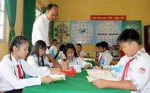 Dự án trường học mới VN sẽ không bị lãng phí