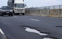 Dừng thu phí cao tốc hư hỏng