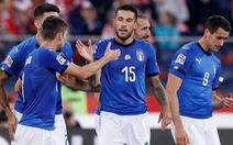 Ý thắng trận đầu tiên ở Nations League