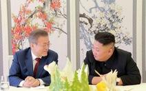 Tổng thống Hàn Quốc: nên khen thưởng cho lãnh đạo Triều Tiên