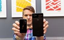 Điện thoại 'tí hon' Palm và xu hướng 'lạ' của smartphone