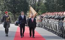 Sớm ký Hiệp định thương mại Việt Nam - EU