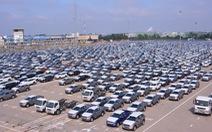 Ôtô nhập khẩu tăng, phá vỡ kỷ lục