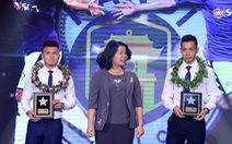 Nguyễn Quang Hải là cầu thủ trẻ xuất sắc nhất V-League 2018