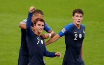 Griezmann lập cú đúp, Pháp thắng ngược Đức tại Stade de France