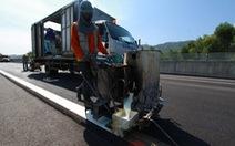 Cao tốc Đà Nẵng - Quảng Ngãi được sửa xong