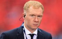 Scholes: 'M.U hệt như Liverpool và M.C nhiều năm trước'