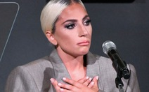 Lady Gaga chia sẻ đầy xúc động chuyện bị xâm hại tình dục