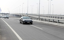 Đại dự án đường cao tốc Bắc - Nam gặp khó về vay vốn
