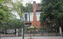 32 biệt thự cũ ở Hà Nội đã biến thành trụ sở cơ quan