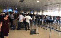 Sân bay Tân Sơn Nhất bị mất điện do chuyển đổi nguồn