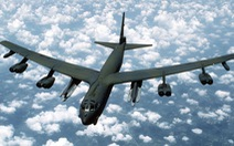 Mỹ lại điều 'pháo đài bay' B-52 tới Biển Đông