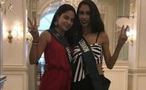 Hoa hậu Trái đất Lebanon bị tước vương miện vì chụp ảnh với hoa hậu Israel
